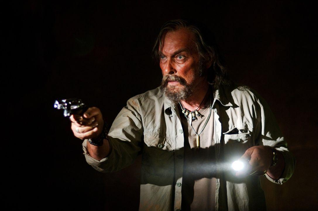 Er meint es ernst: Ranger Bill (James Faulkner) ist nicht zum Scherzen aufgelegt ... - Bildquelle: Buena Vista Pictures