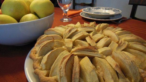 Leicht gemacht und super lecker: Apfelkuchen.