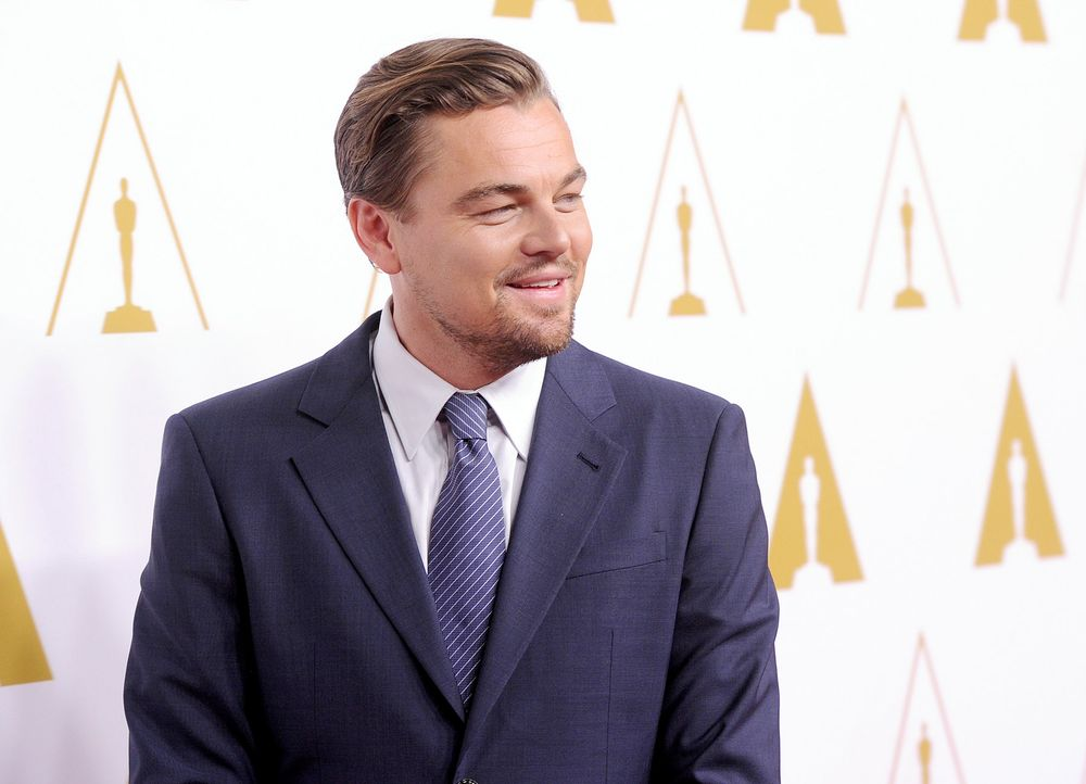 Oscars-Luncheon-Leonardo-DiCaprio-14-02-10-getty-AFP - Bildquelle: getty-AFP
