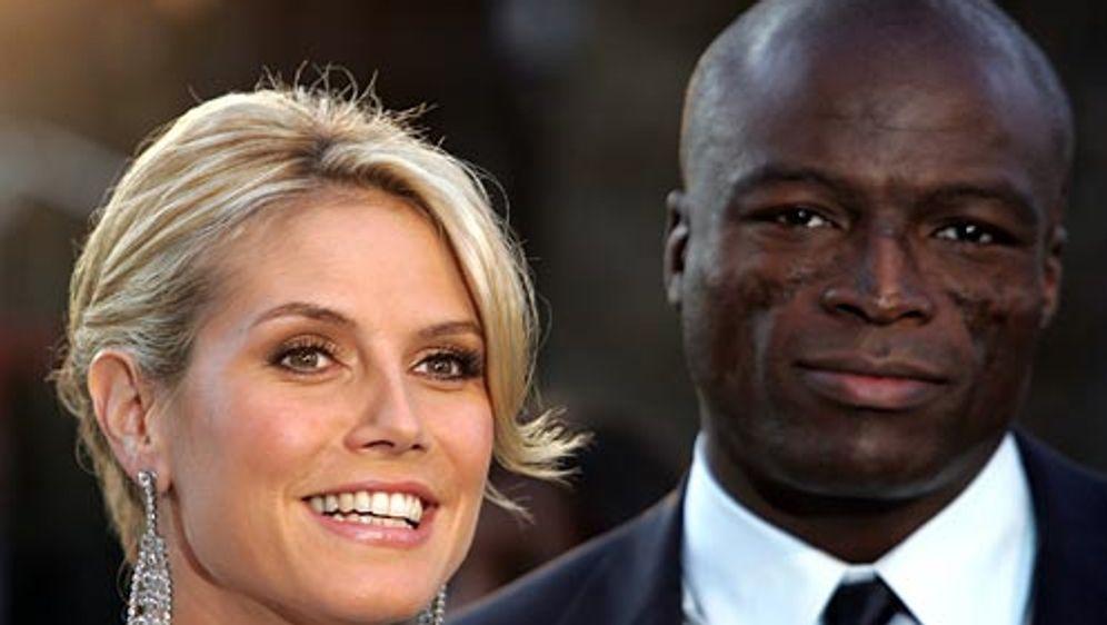 Heidi Klum und Seal: Trennung! - Bildquelle: getty - AFP