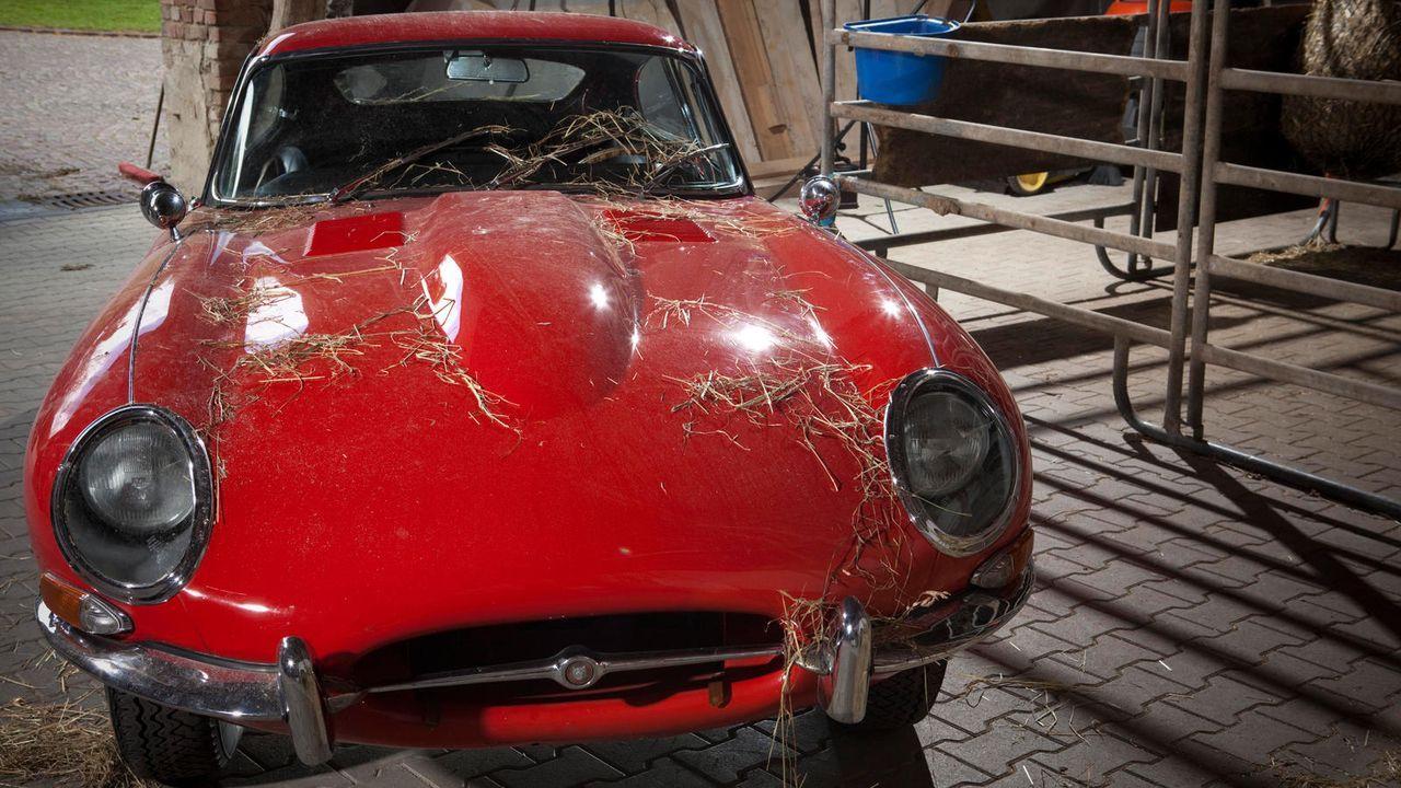 Mission Impossible: Restauration eines Jaguar E-Type von 1966 - Bildquelle: kabel eins