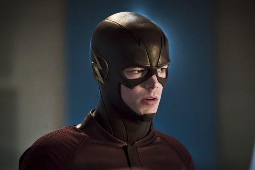 The Flash - Während Barry alias The Flash (Grant Gustin) gegen einen neuen, s...