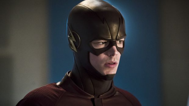 Während Barry alias The Flash (Grant Gustin) gegen einen neuen, schnellen Fei...
