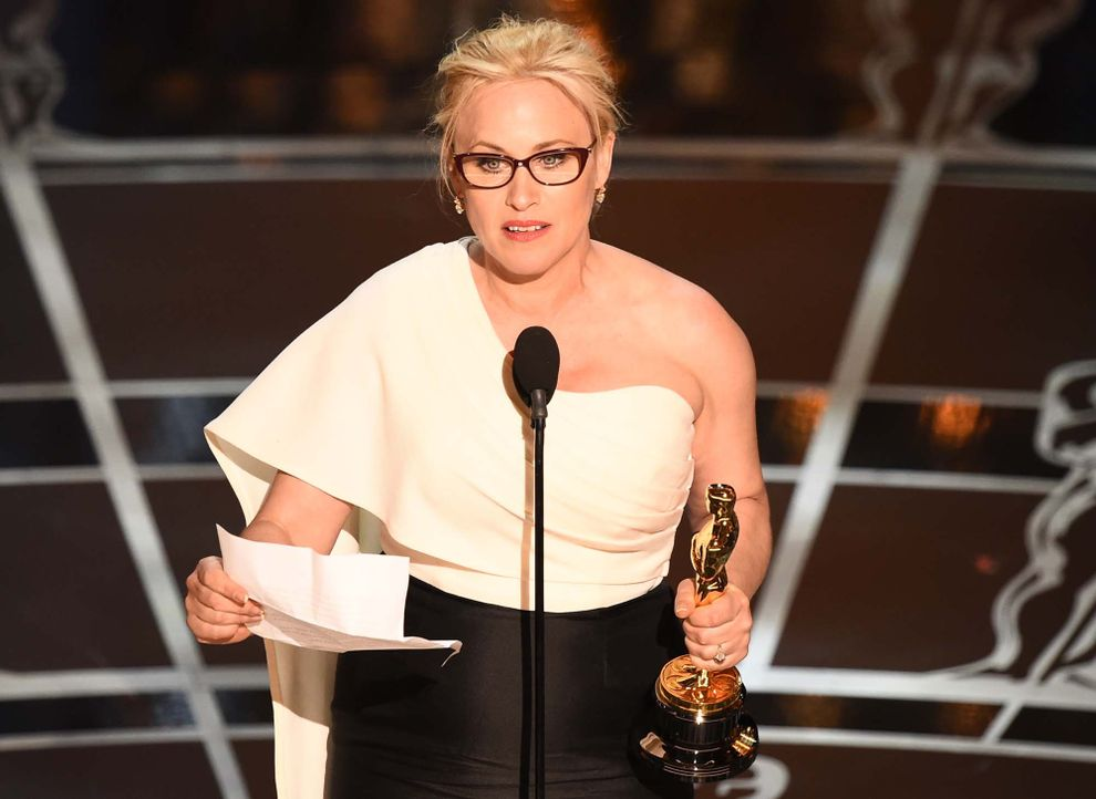 Oscar-150222-Show-getty-AFP (7) - Bildquelle: AFP PHOTO / Robyn BECK