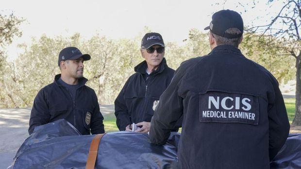 Navy Cis - Navy Cis - Staffel 15 Episode 13: Braune Augen