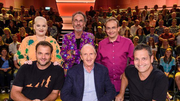Genial Daneben - Die Comedy Arena - Genial Daneben - Die Comedy Arena - Genial, Genialer, Wigald Boning!