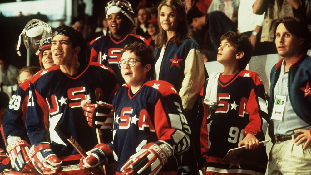 Mighty Ducks II - Das Superteam kehrt zurück - Bildquelle: Walt Disney Pictures