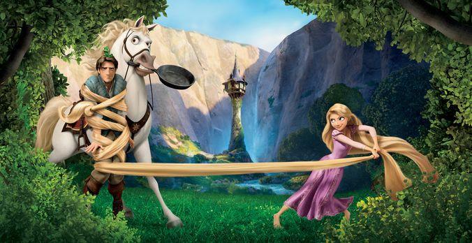 Rapunzel - Neu verföhnt - RAPUNZEL - NEU VERFÖHNT - Artwork - Bildquelle: Dis...