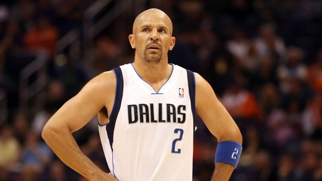 4. Jason Kidd: 107 Triple Doubles - Bildquelle: 2012 Getty Images