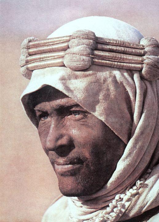 Der britische Offizier T. E. Lawrence (Peter O'Toole) ist der legendäre Lawrence von Arabien ... - Bildquelle: Columbia Pictures