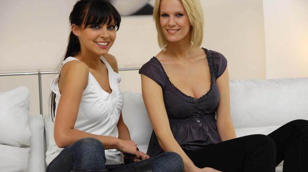 Monica Ivancan (l.) und Anna Bade (r.) haben gute Tipps parat ... © ProSieben