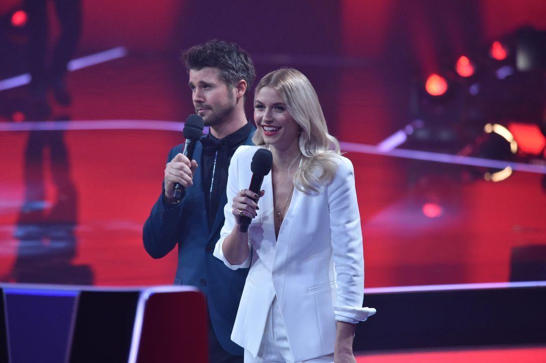 TVOG2018_Halbfinale_Lena,Thore - Bildquelle: ProSieben/SAT.1/Andre Kowalski