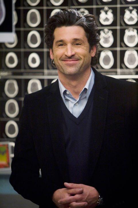 Seine erste Operation nach seinem Zusammenbruch steht bevor: Derek (Patrick Dempsey) ... - Bildquelle: Touchstone Television