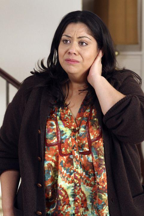 Macht sich große Sorgen um Zukunft ihrer Familie: Carmen Sanchez (Carla Jimenez) ... - Bildquelle: ABC Studios