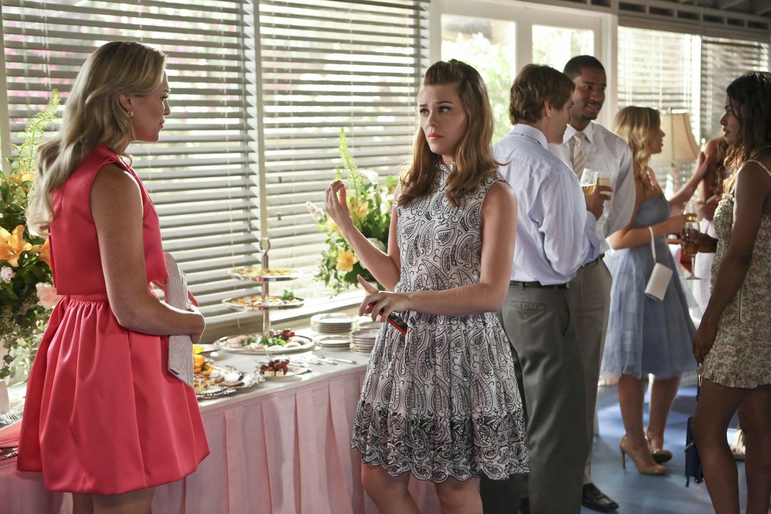 Hart of Dixie: Lemon und Kaytlin sind beste Freunde - Bildquelle: Warner Bros. Entertainment Inc.
