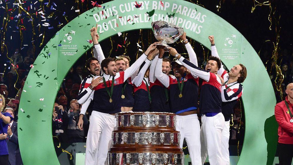 Der Davis Cup erhält ein neues Gesicht. - Bildquelle: imago