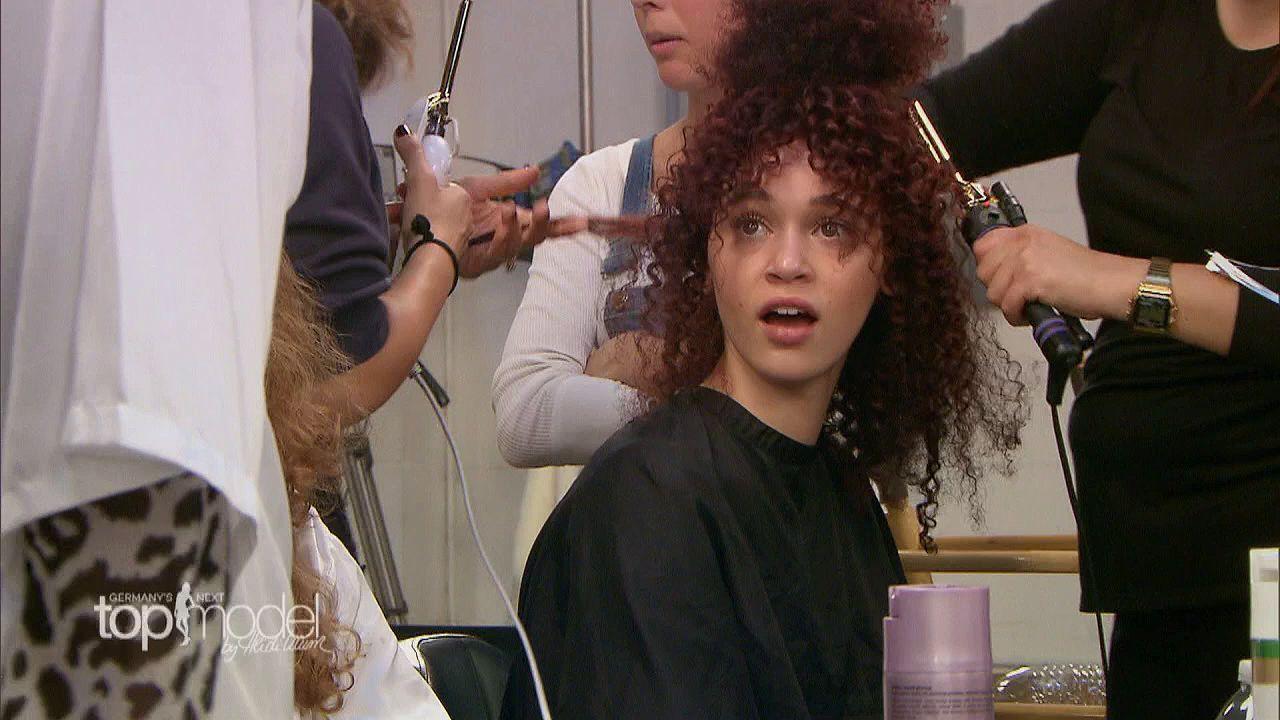 GNTM-11-Sendung4_040 - Bildquelle: ProSieben