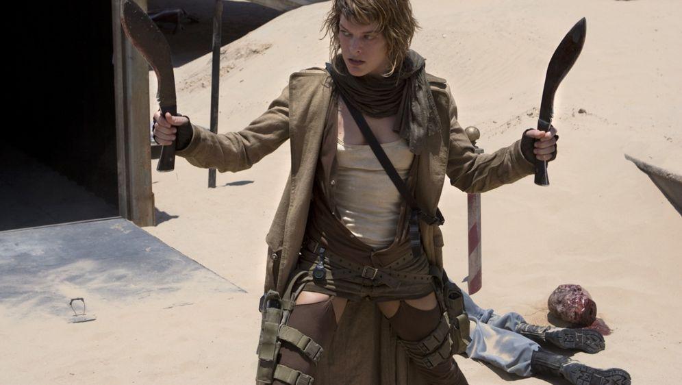 Resident Evil: Extinction - Bildquelle: Constantin Film