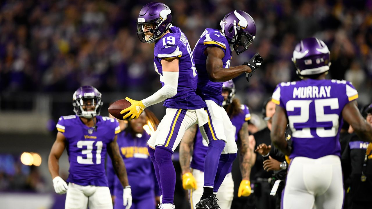 Minnesota Vikings: 12 Siege (1969) - Bildquelle: 2018 Getty Images