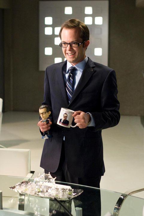 Allison wird zur Interimschefin von G.D. ernannt, weil sich Fargo (Neil Grayston) auf die Astraeus-Mission konzentrieren möchte ... - Bildquelle: Universal Television