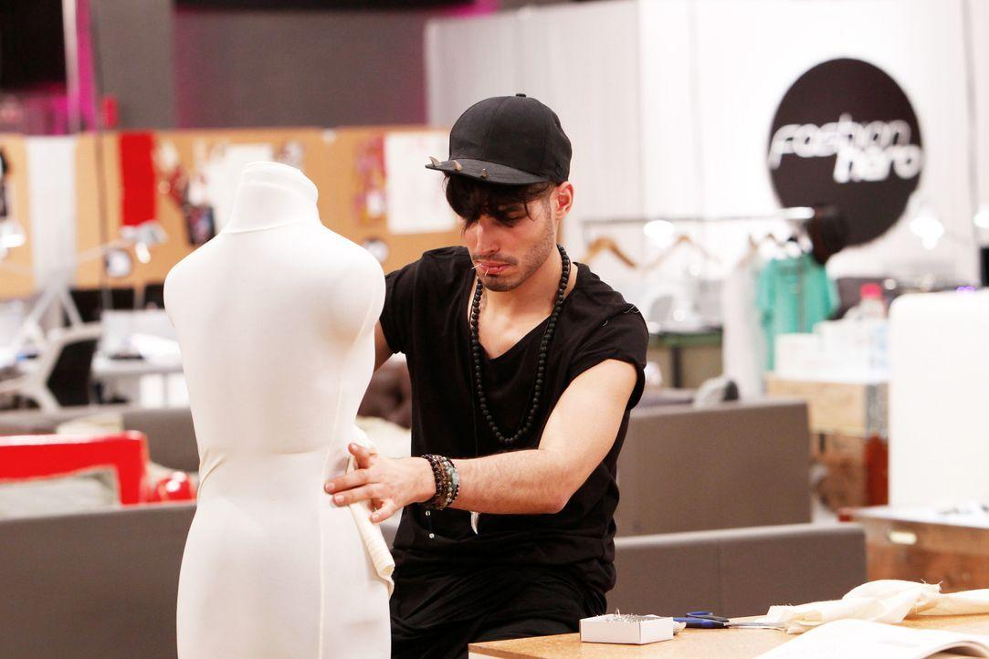 Fashion-Hero-Epi01-Atelier-25-ProSieben-Richard-Huebner - Bildquelle: ProSieben / Richard Huebner