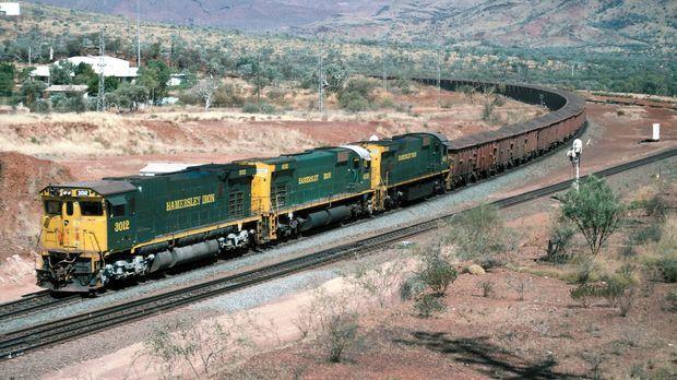 Lokomotiven und Züge üben bis heute eine große Faszination aus -