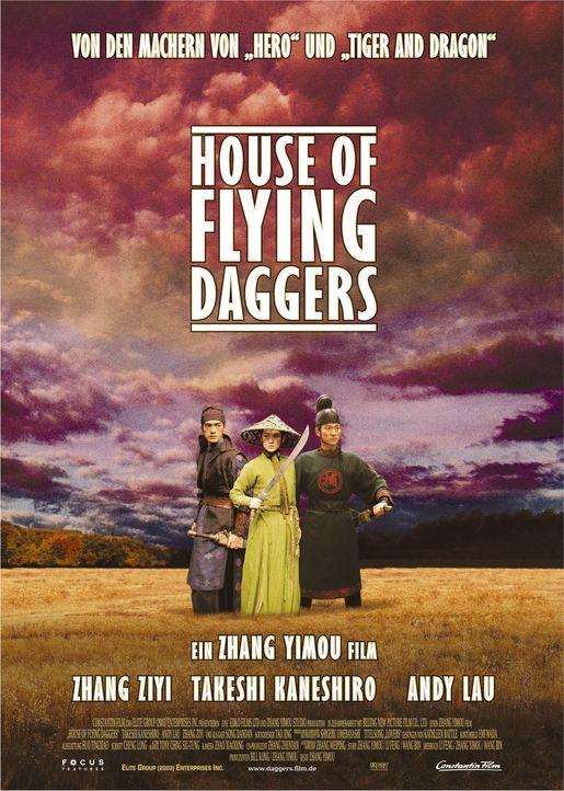 House Of Flying Daggers - Bildquelle: Constantin Film