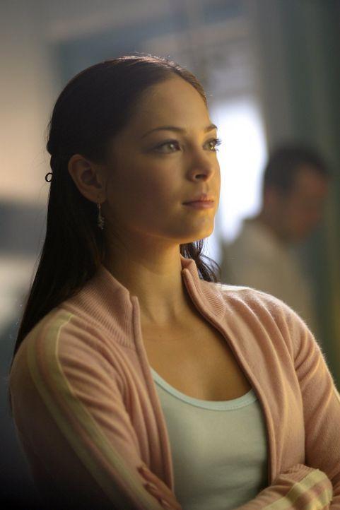 Wird Seth es schaffen, dass Lana (Kristin Kreuk) sich wirklich in ihn verliebt? - Bildquelle: Warner Bros.