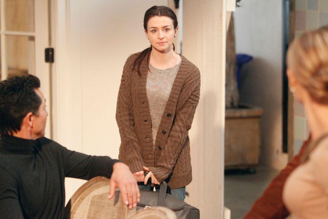 Nach ihrem erfolgreichen Entzug erscheint Amelia (Caterina Scorsone, M.) bei ihren Freunden ... - Bildquelle: ABC Studios