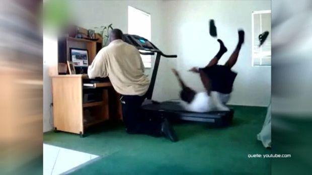 Fail Physik - Laufband