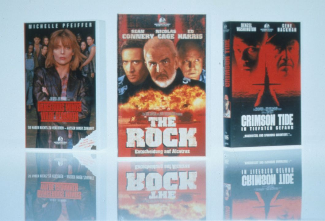 The Rock - Fels der Entscheidung - Bildquelle: Hollywood Pictures