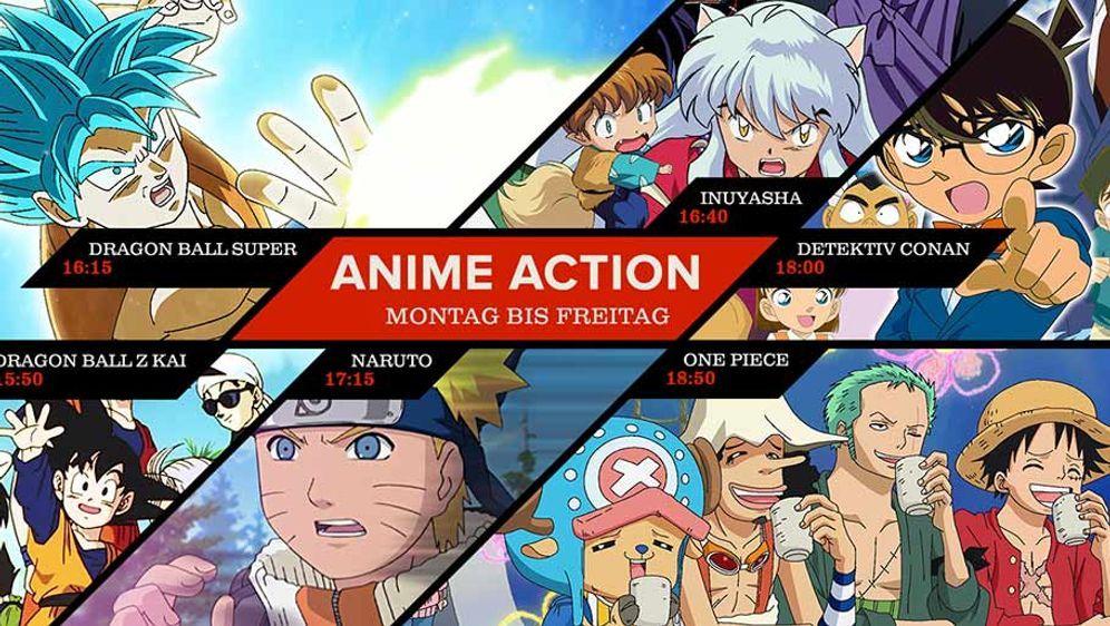 Anime Action im September 2017