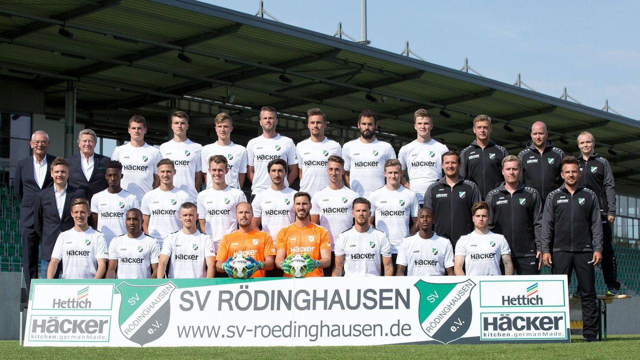 SV Rödinghausen Saison 2018/2019 - Bildquelle: imago/Noah Wedel