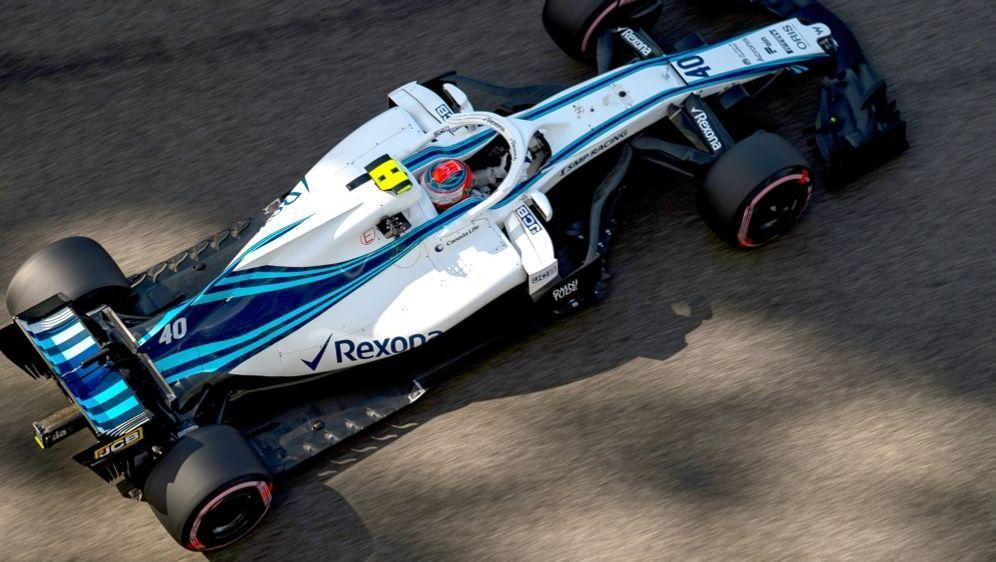 Das Formel-1-Team Williams bekommt einen neuen Sponsor - Bildquelle: AFPSIDANDREJ ISAKOVIC