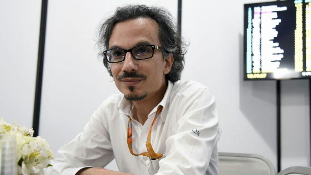 Laurent Mekies arbeitet ab September für Ferrari - Bildquelle: AFPSIDALFREDO ESTRELLA