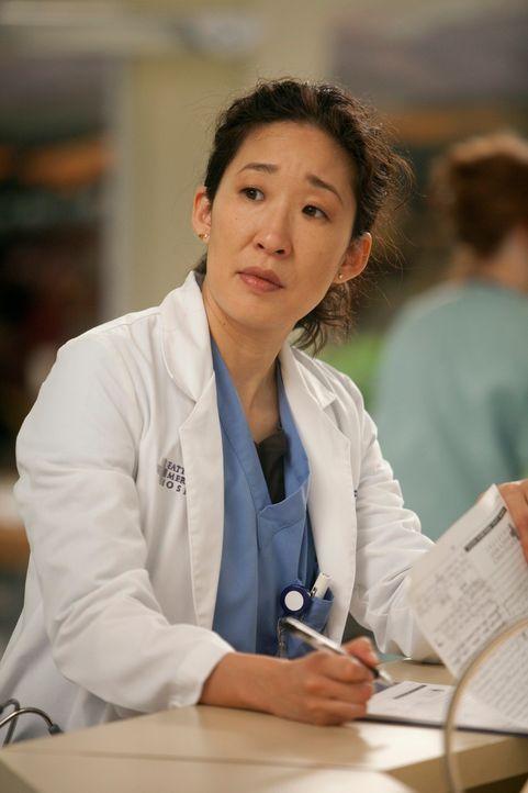 Muss sich zwischen ihrer Karriere und ihrer Beziehung entscheiden: Cristina (Sandra Oh) ... - Bildquelle: ABC Studios