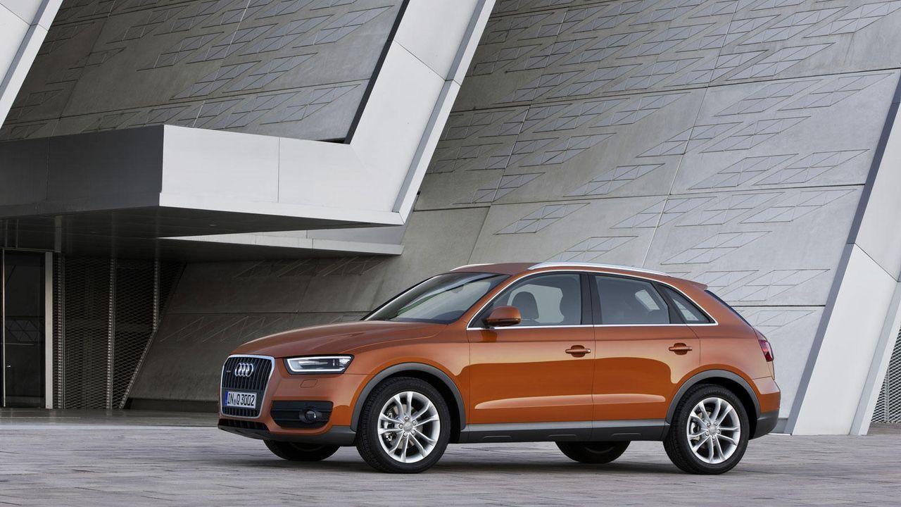Gewicht - Bildquelle: Audi