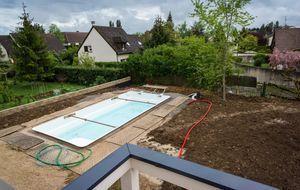 abenteuer leben am sonntag video wir bauen uns einen pool kabeleins. Black Bedroom Furniture Sets. Home Design Ideas
