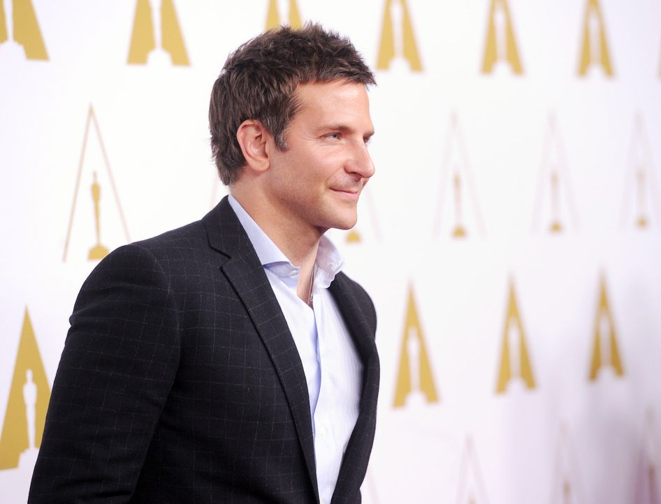 Oscars-Luncheon-Bradley-Cooper-14-02-10-getty-AFP - Bildquelle: getty-AFP