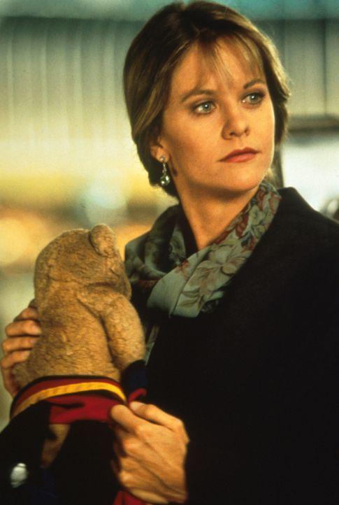 Kurz vor ihrer Hochzeit hört Annie (Meg Ryan) eine Männerstimme im Radio, die sie fortan nicht mehr loslässt ... - Bildquelle: Columbia TriStar