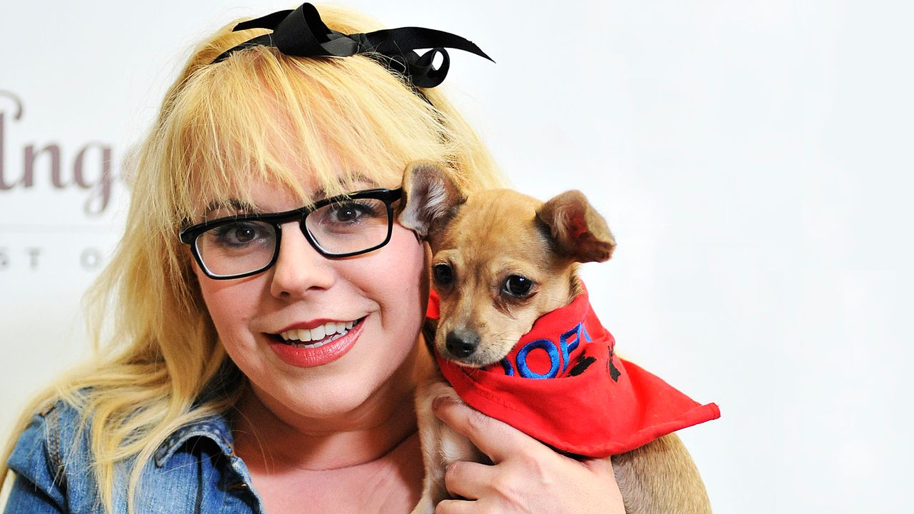 kirsten-vangsness-11-08-24-hund-getty-AFP - Bildquelle: getty-AFP
