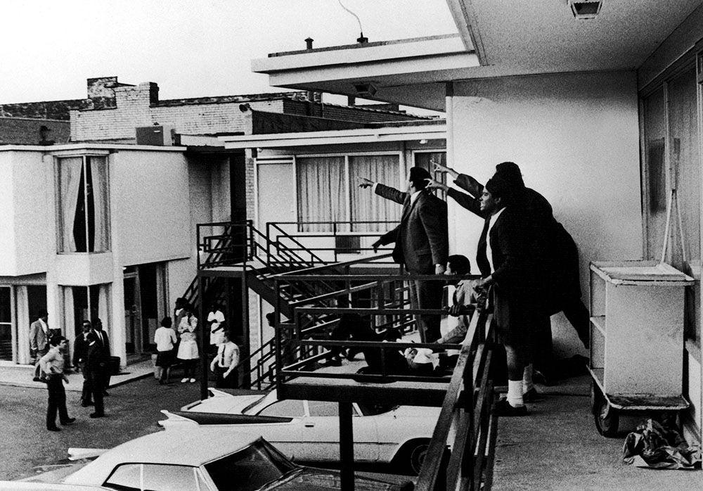 Martin Luther King - Bildquelle: Gettyimages