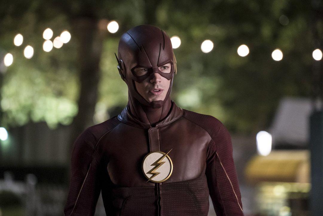 Noch ahnt Barry alias Flash (Grant Gustin) nicht, wer sich wirklich hinter Doctor Alchemy verbirgt ... - Bildquelle: 2016 Warner Bros.