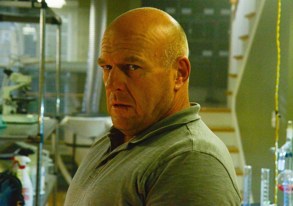 Noch ahnt Big Jim (Dean Norris) nicht, dass die Kuppel ihn und alle Bewohnern von Chester's Mill vor einer Naturkatastrophe beschützen wird ... - Bildquelle: Brownie Harris 2015 CBS Studios Inc.