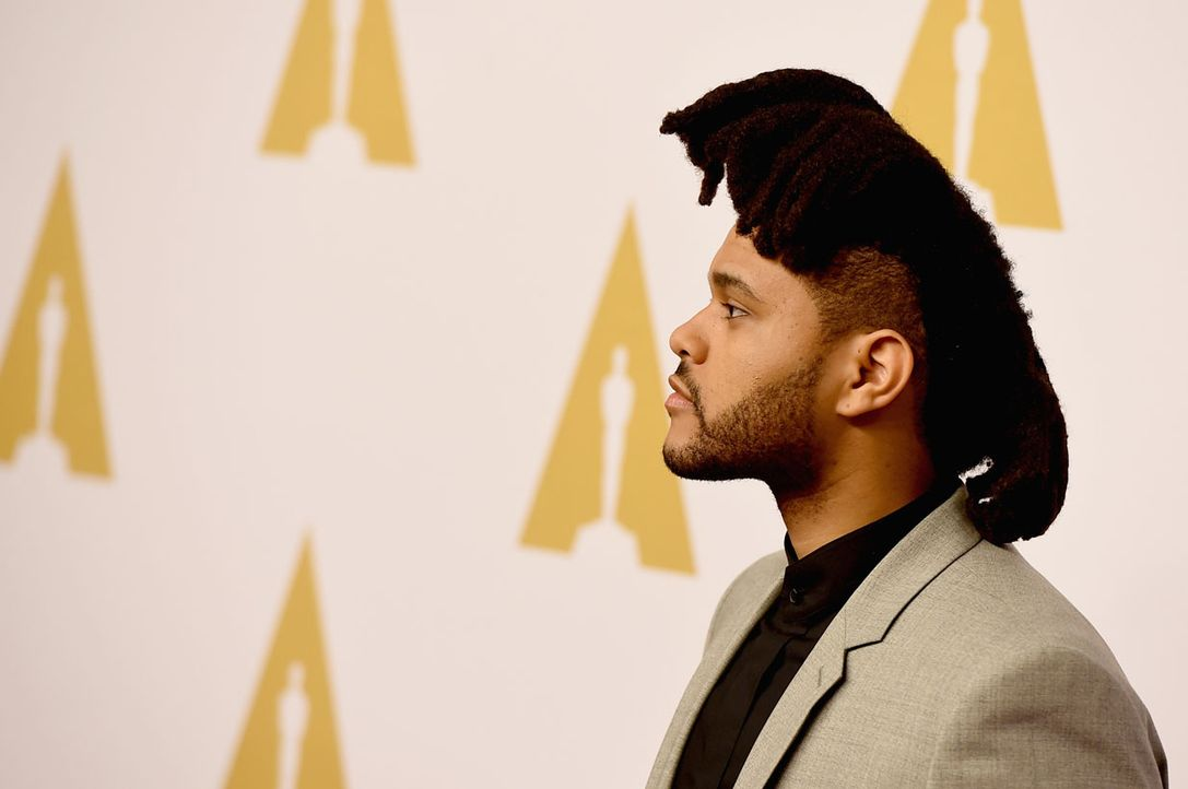 The-Weeknd-getty-AFP - Bildquelle: 2016 Getty Images