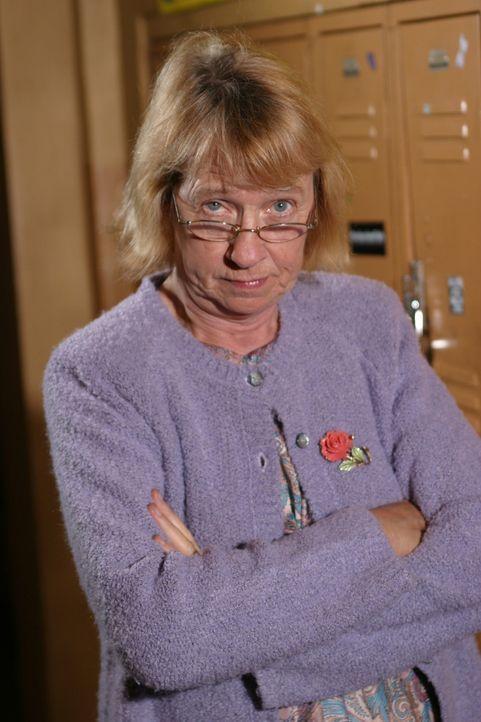 Joan leidet an Borreliose, die mit Hirnhautentzündung und Halluzinationen einhergeht. Als Joan davon erfährt, ist sie völlig verunsichert: Hat si... - Bildquelle: Sony Pictures Television