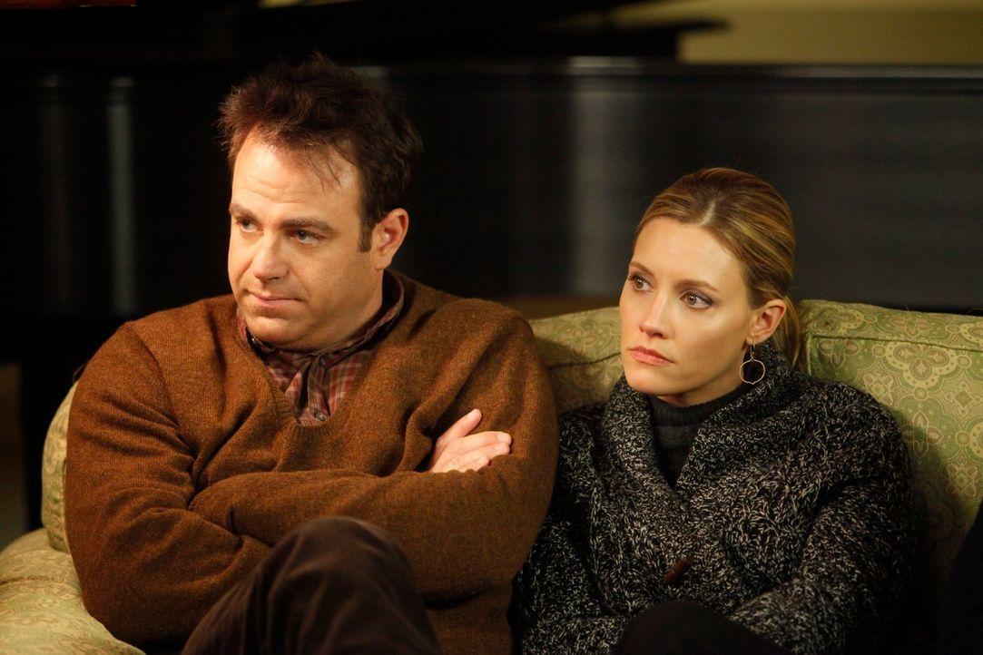 Obwohl Addison alleine die Trauerfeier ihrer Mutter durchstehen wollte, lassen sie ihre Freunde in dieser schweren Zeit nicht alleine und reisen ihr... - Bildquelle: ABC Studios
