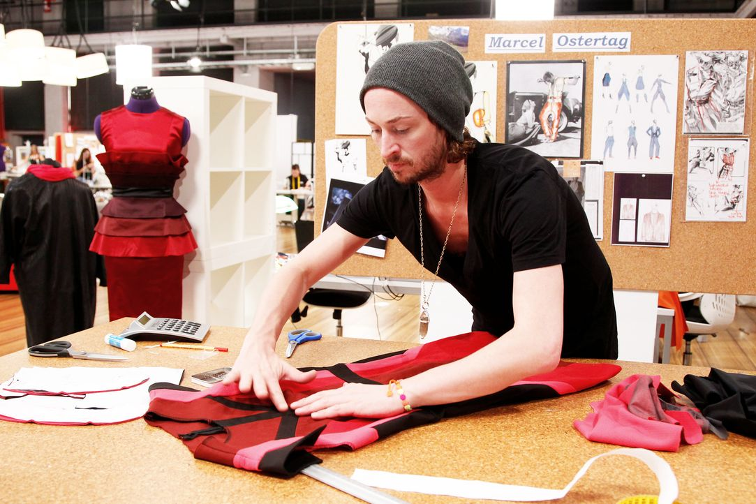 Fashion-Hero-Epi03-Atelier-71-Pro7-Richard-Huebner - Bildquelle: Richard Huebner