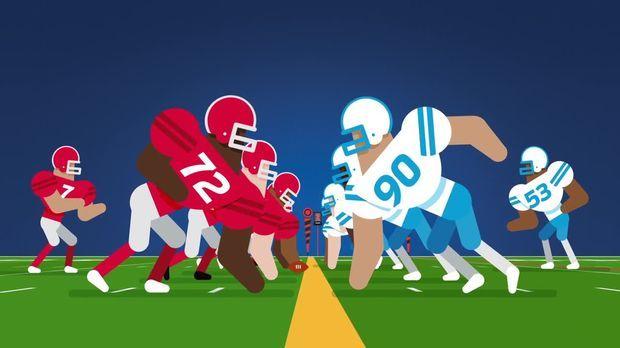 wie funktioniert american football