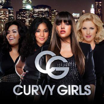 Curvy Girls - (1. Staffel) - Curvy Girls - Models XXL - Artwork - Bildquelle:...